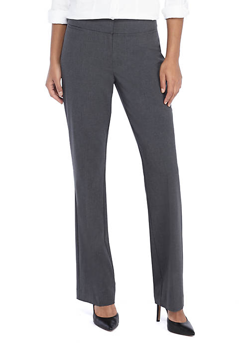 THE LIMITED Petite Signature Bootcut Pant in Modern