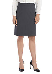Signature Pencil Skirt in Modern Stretch