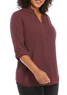 THE LIMITED Plus Size Ashton Top