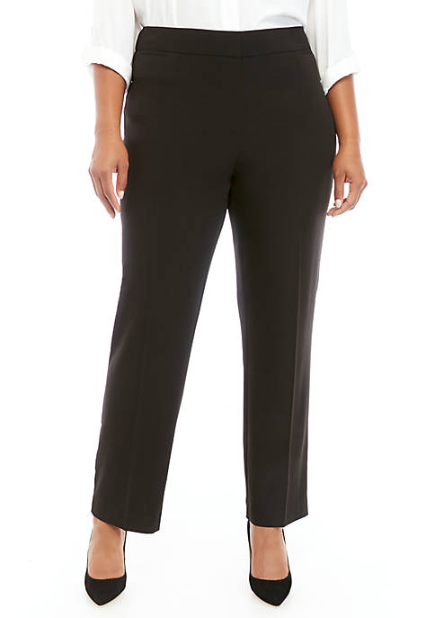 THE LIMITED Plus Size Lexie Straight Pants in
