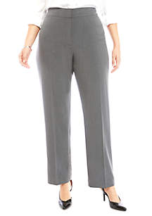 THE LIMITED Plus Size Lexie Straight Pants in Modern Stretch