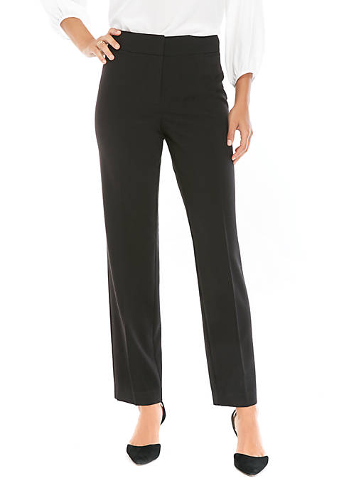 THE LIMITED Womens Lexie Straight Pants in Modern