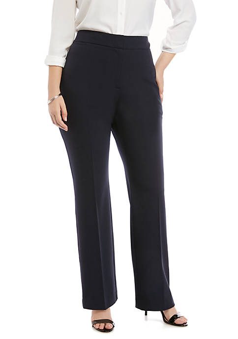 Plus Size Lexie Bootcut Pants in Modern Stretch
