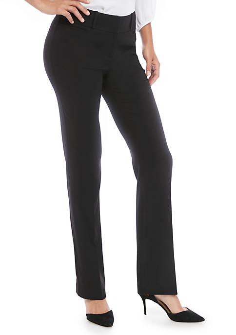 Petite New Drew Bootcut Pants in Modern Stretch