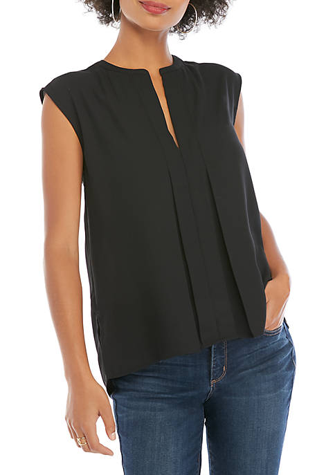 THE LIMITED Cap Sleeve Ashton Top
