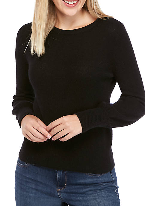 Womens Genuine Cashmere Sweater