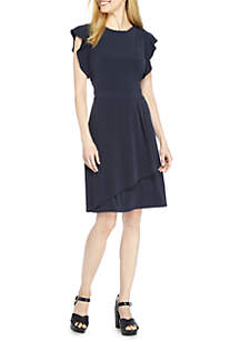 938eabd2d4a ... THE LIMITED Ruffle Dress