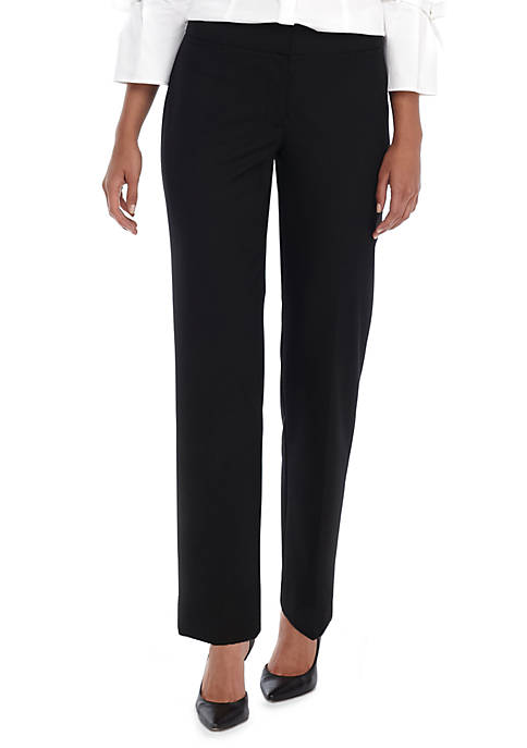 THE LIMITED Petite Signature Straight Pant in Modern