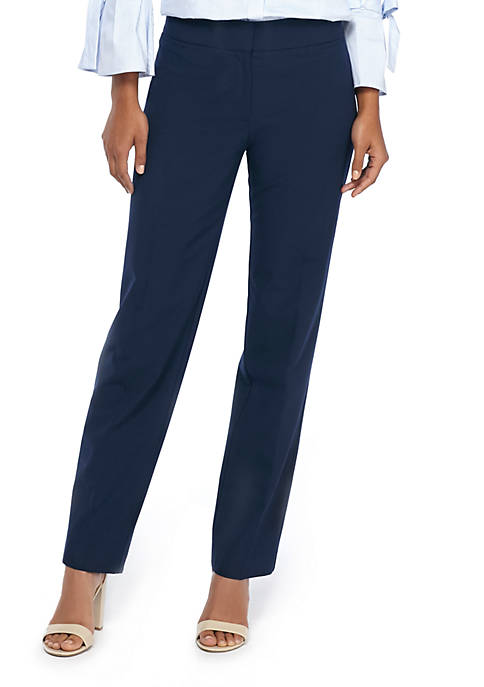 Signature Straight Pants in Modern Stretch