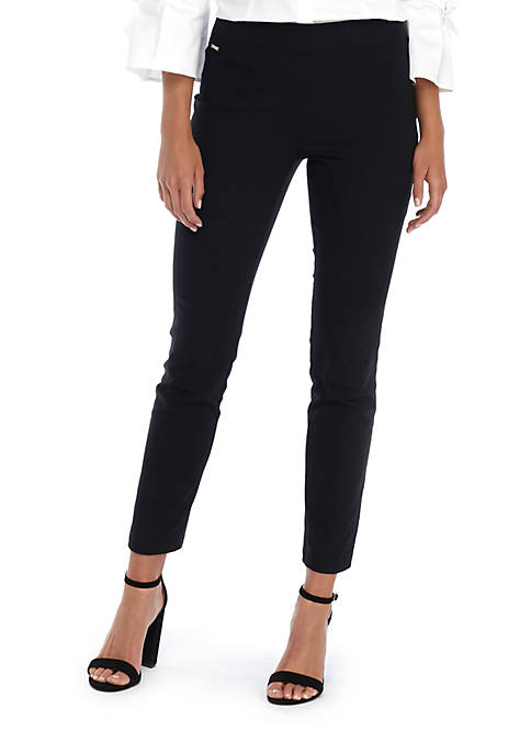 THE LIMITED Signature Pull-On Skinny Pant in Exact