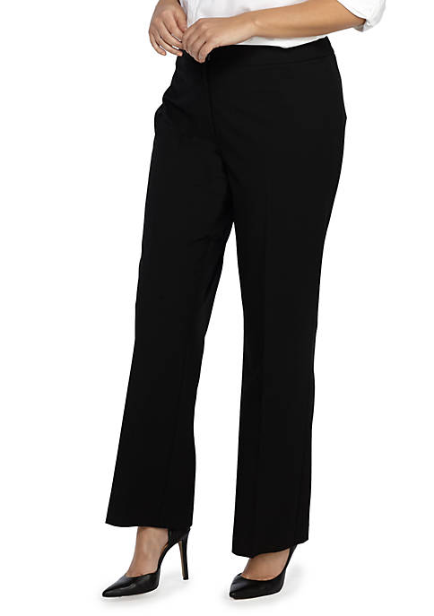 THE LIMITED Plus Size Signature Bootcut Pant in