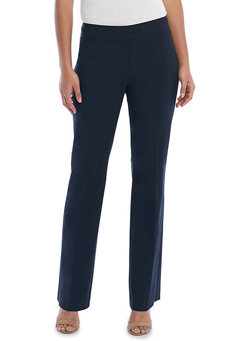 Signature Bootcut Pants in Modern Stretch - Short