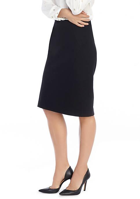 Petite Signature Pencil Skirt In Modern Stretch
