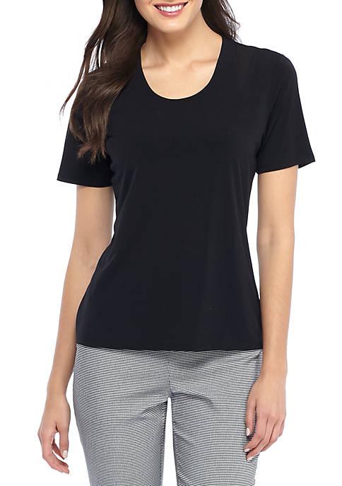 Shoulder Detailed Top