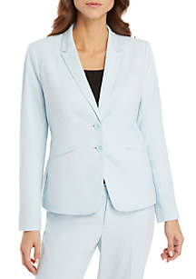 THE LIMITED 2 Button Blazer in Modern Stretch