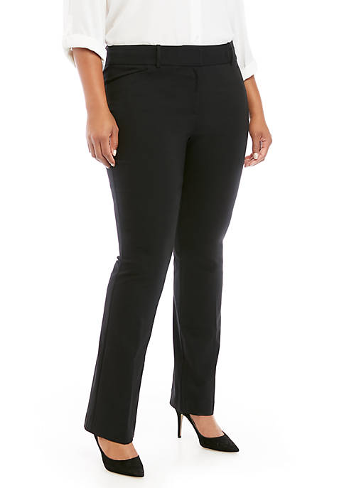 Plus Size Signature Skinny Pants in Exact Stretch