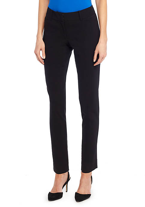 Petite Signature Skinny Pants in Exact Stretch