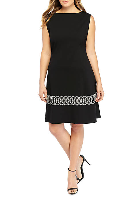 Snap Plus Size Casual Dresses Belk Photos On Pinterest
