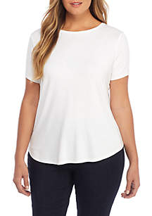 THE LIMITED Plus Size Fashion Tee
