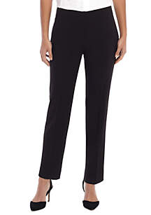 Signature Ankle Pant with Zip Pockets in Modern Stretch