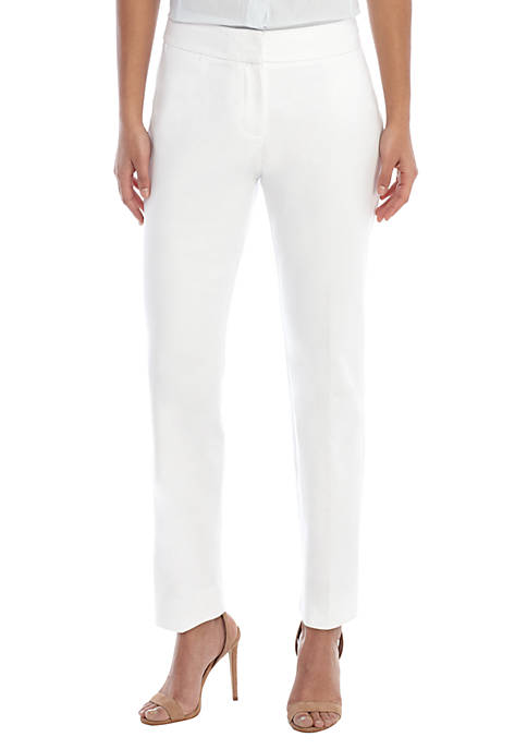 THE LIMITED Petite Signature Ankle Pant in Stretch