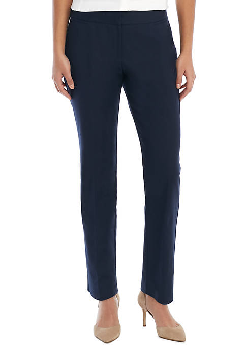 THE LIMITED Signature Ankle Pant in Stretch Cotton