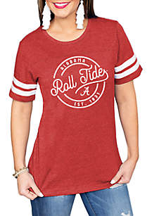 Gameday Couture Alabama Crimson Tide Just My Stripe T Shirt