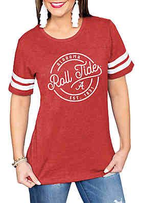 57a82e7eb Gameday Couture Alabama Crimson Tide Just My Stripe T Shirt ...