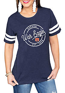 Gameday Couture Auburn Tigers Just My Stripe T Shirt