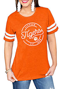 Gameday Couture Clemson Tigers Just My Stripe T Shirt
