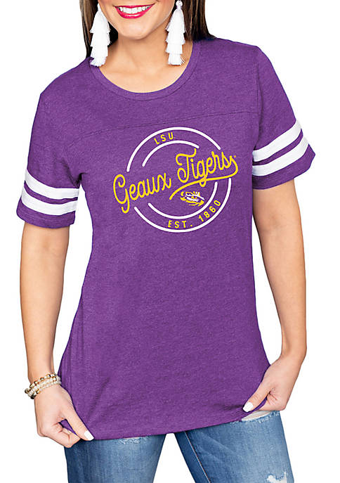 Gameday Couture LSU Tigers Just My Stripe T