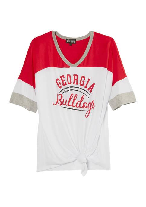 Gameday Couture NCAA Georgia Bulldogs On The Run