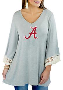 Alabama Moments Notice Flowy Tunic