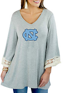 UNC Moments Notice Flowy Tunic