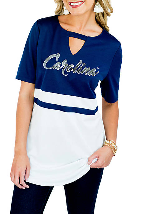 Gameday Couture North Carolina Tar Heels Top Notch