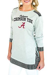Alabama Skip the Lines Oversized Tunic