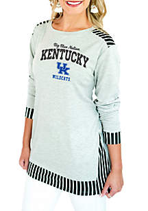 Kentucky Skip the Lines Oversized Tunic
