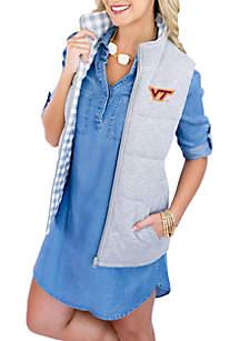 Virginia Tech Reversible Vest
