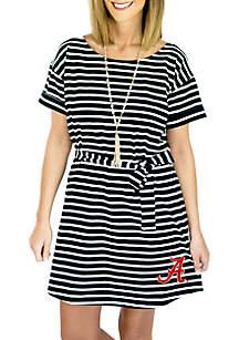 Alabama Crimson Tide Pretty Little Thing Striped Dress