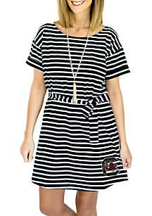 USC Pretty Little Things Striped Dress