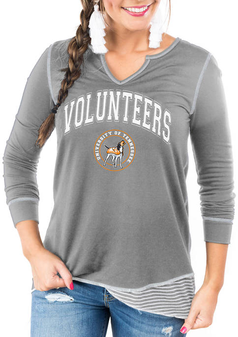 Gameday Couture Womens NCAA Tennessee Volunteers Top Notch