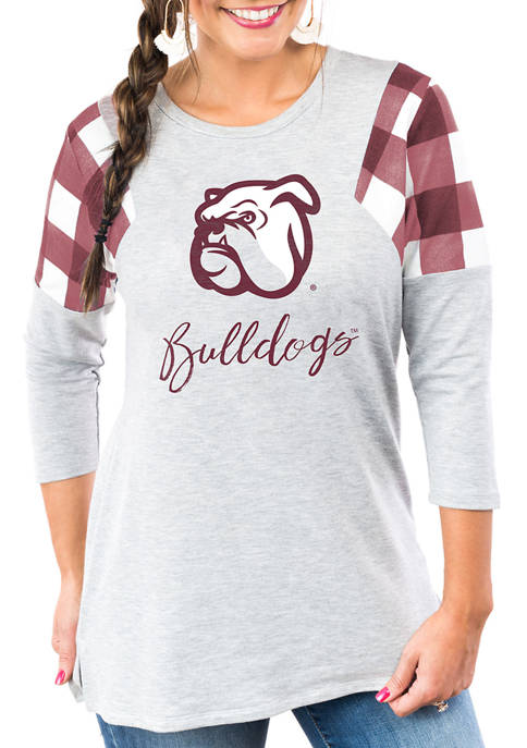 "Gameday Couture NCAA Mississippi State Bulldogs ""Get in"