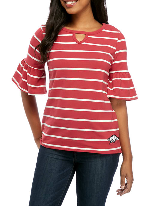 Gameday Couture NCAA Arkansas Razorbacks Go with the