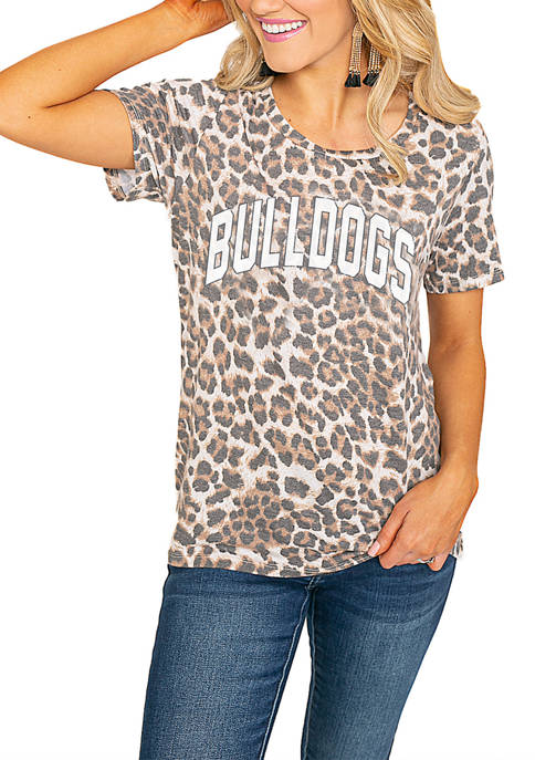 Gameday Couture NCAA Georgia Bulldogs Feeling Fierce Vintage