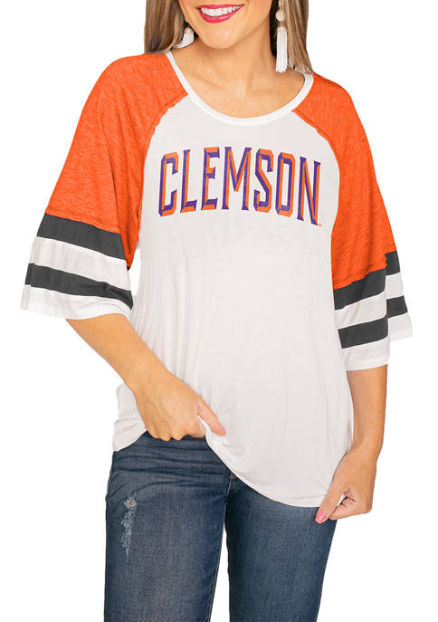 Gameday Couture NCAA Clemson Tigers Varsity Vibes Sporty
