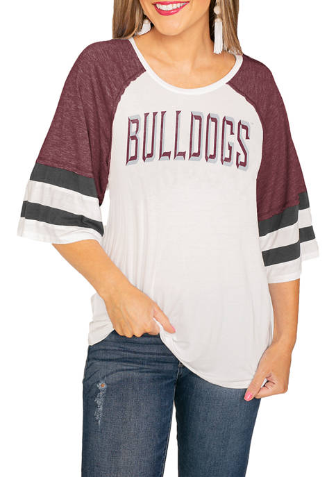 Gameday Couture NCAA Mississippi State Bulldogs Varsity Vibes