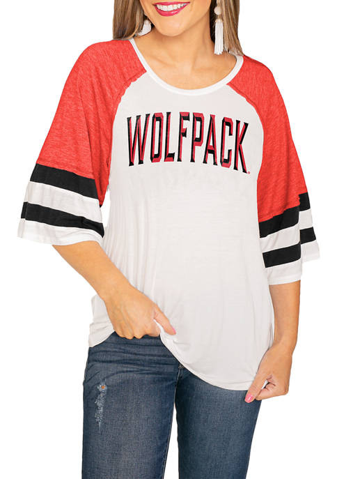 Gameday Couture NCAA NC State Wolfpack Varsity Vibes