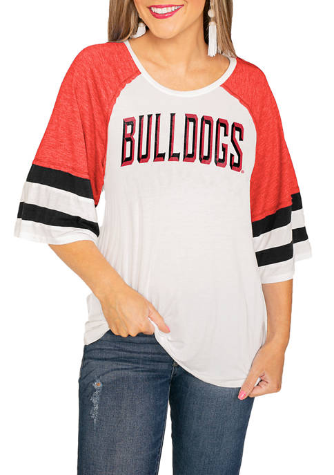Gameday Couture NCAA Georgia Bulldogs Varsity Vibes Sporty