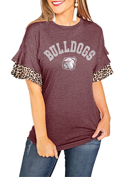 Gameday Couture NCAA Mississippi State Bulldogs Hear Me