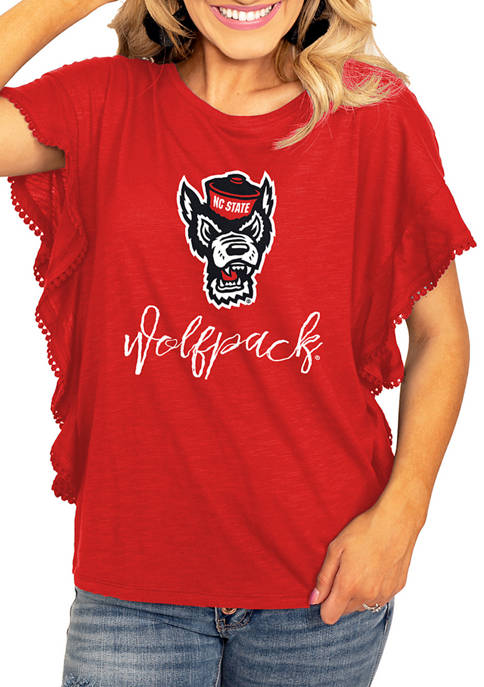 Gameday Couture NCAA NC State Wolfpack So Fly